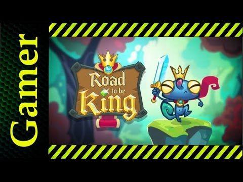 Андроид игры   Road to be King   приключения андроид