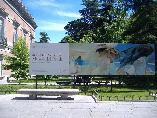 Conocer Madrid: Joaquín Sorolla en el  Museo del Prado