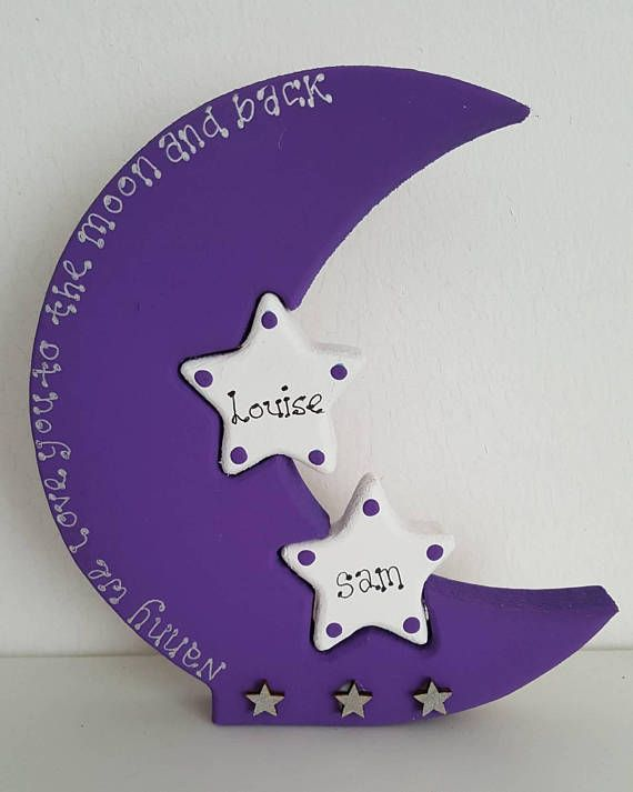Check out this item in my Etsy shop https://www.etsy.com/uk/listing/542198828/nanny-we-i-love-you-to-the-moon-and-back