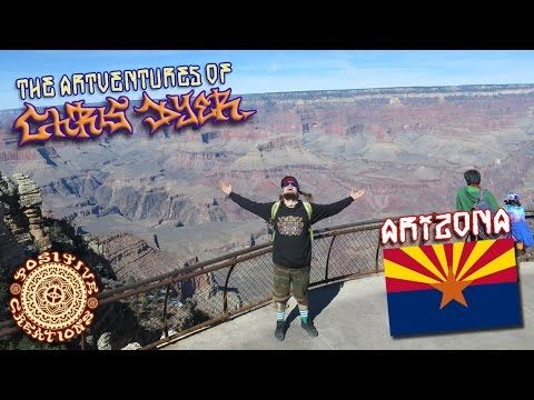 Positive Creations in Arizona (Artventures Webisode #14)