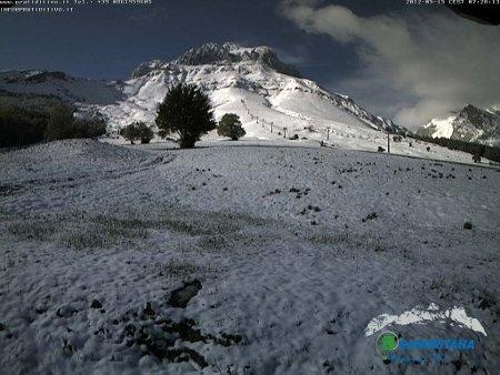 Prati di Tivo, Abruzzo #meteo #neve #snow