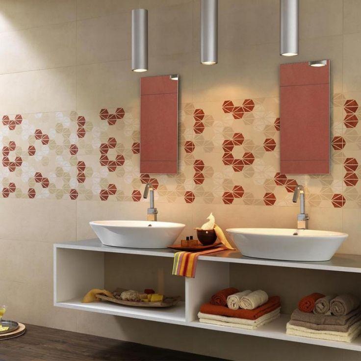 Oltre 25 fantastiche idee su colori del bagno su pinterest - La piastrella 97 ...