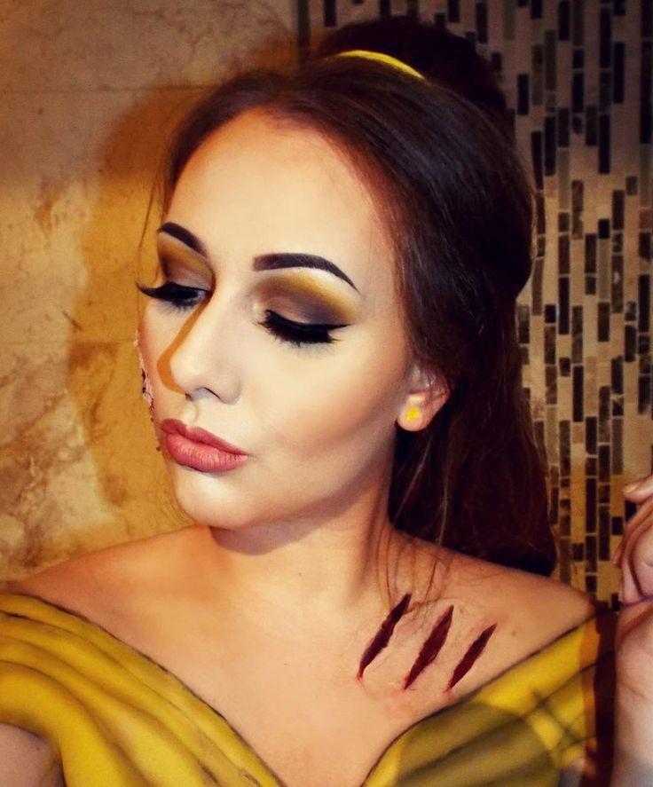 #beautyandthebeast #makeuptutorial #makeup #halloweenmakeup #makeupartist #beauty #beast #disney #princess #belle #bellecosplay #bodypaint #halloweencostume #halloweenmakeup #photography #hair #mac #inglot #girl #eyebrows #eyebrowsonfleek #polishgirl #dziewczyna #polishmua #ireland #irishmua #cosplay #eyes #lips #contour #muamakeupartist