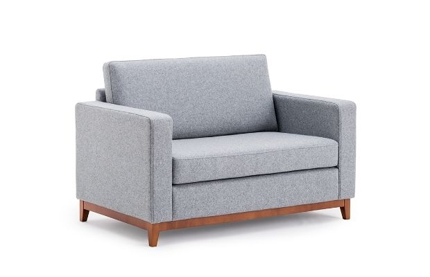 Comfortable and contemporary soft seating for the reception area.