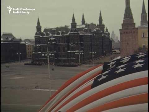 Κατασκοπευτικό βίντεο ντοκουμέντο από την κηδεία του Στάλιν