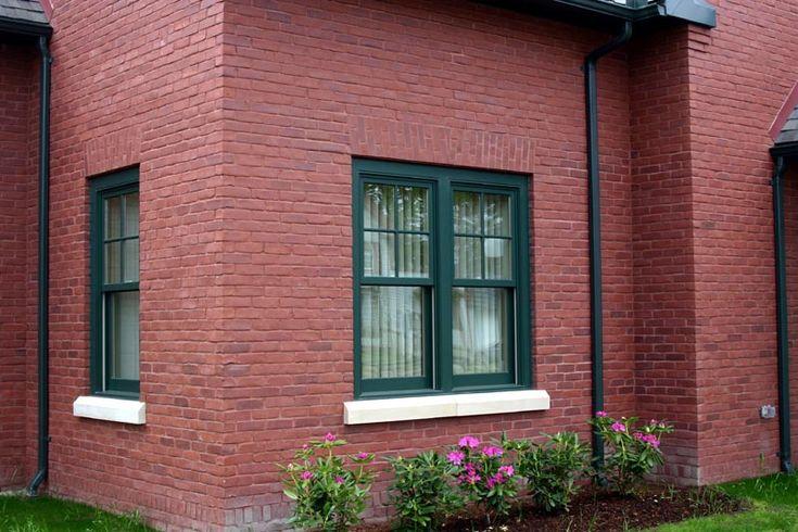 1000 Images About Brick Exterior Ideas On Pinterest Double Glazed Window