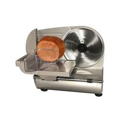 Pragotrade 61-0901-W Electric Food Slicer - 8.62 Blade - 150 W by Prago. $105.77