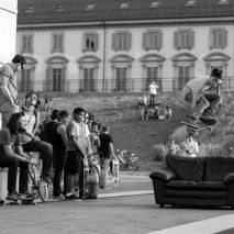 Il Team DC Skate Italy all'International Roller Cup