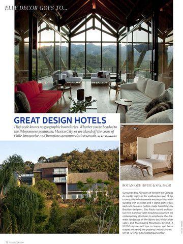Elle Decor Magazine iPad Screenshot 10 found on AnyKey.Com