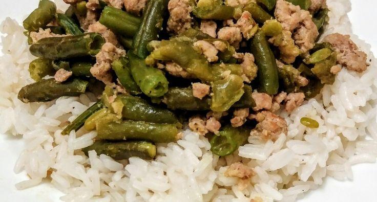 Zöldbabos rizs | APRÓSÉF.HU - receptek képekkel