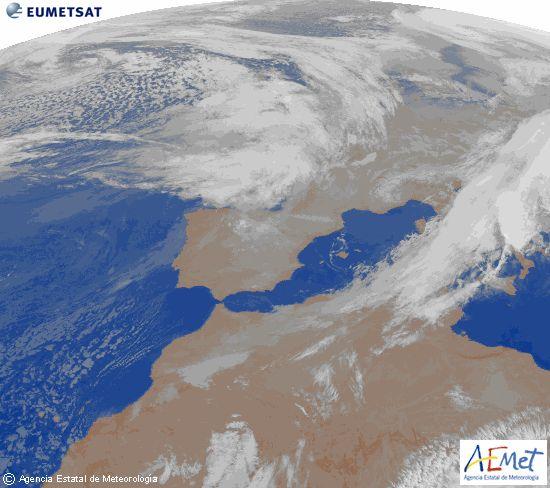 Fenómenos significativos Probabilidad de precipitaciones fuertes o persistentes en puntos de Galicia. Rachas de viento muy fuertes en Canarias. Predicción