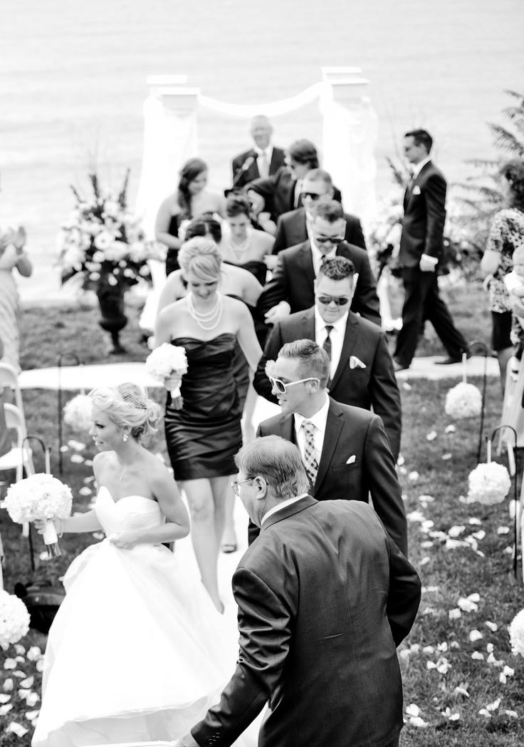 Pam and Joe's wedding!
