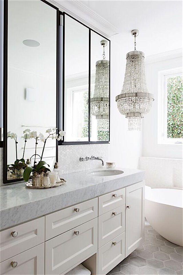 home inspiration: MODERN GLAMOUR BATHROOM  from tap ware, towel rails, bath & shower accessories, here's your bathroom inspiration + get-the-look details http://bellamumma.com/2016/10/home-inspiration-modern-glamour-bathroom.html?utm_campaign=coschedule&utm_source=pinterest&utm_medium=nikki%20yazxhi%20%40bellamumma&utm_content=home%20inspiration%3A%3Cbr%3E%20MODERN%20GLAMOUR%20BATHROOM Candana Bathroomware #home #inspiration