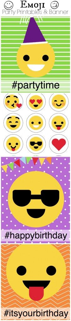 32 best emojis party images on Pinterest Emojis Smileys and The emoji