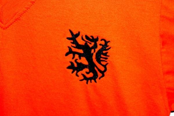 Logo Holanda 74' - Futbol Total
