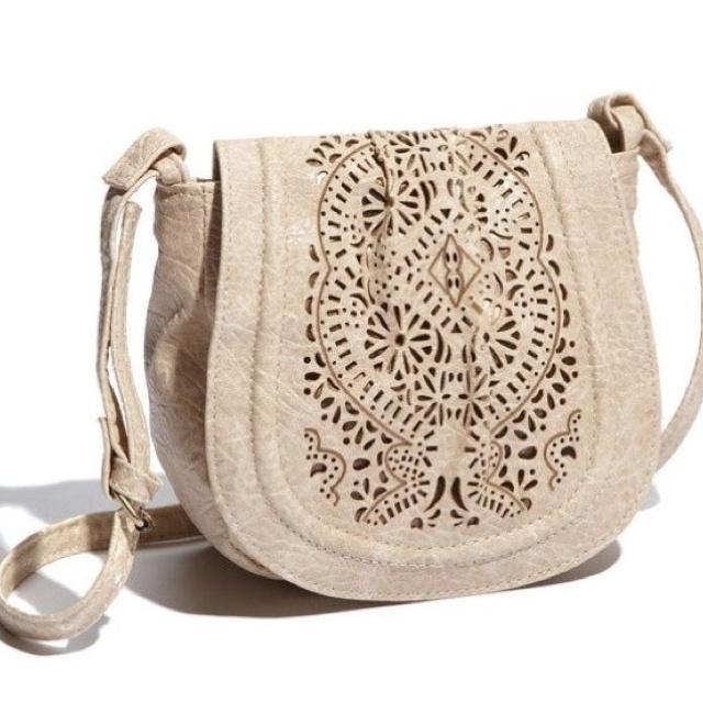 Patterned purse