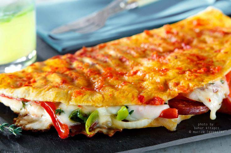 gülen omlet...