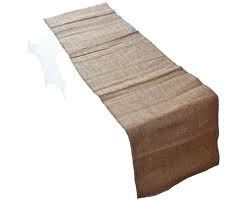 Burlap Table Runner  Great for Weddings Special by RubyDesignDecor