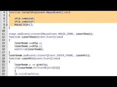 Flash Game Development : AS3 Programming