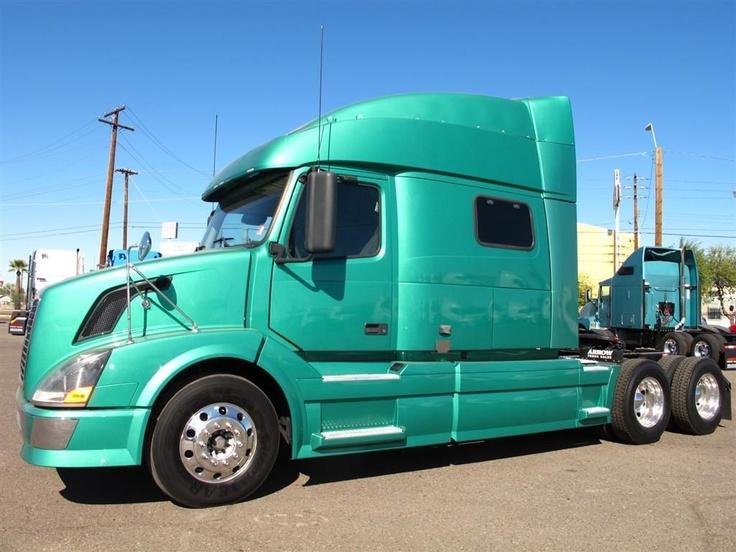 Volvo VNL 730 Trucks    http://www.nexttruckonline.com/trucks-for-sale/by-make/Volvo/VNL+730/results.html