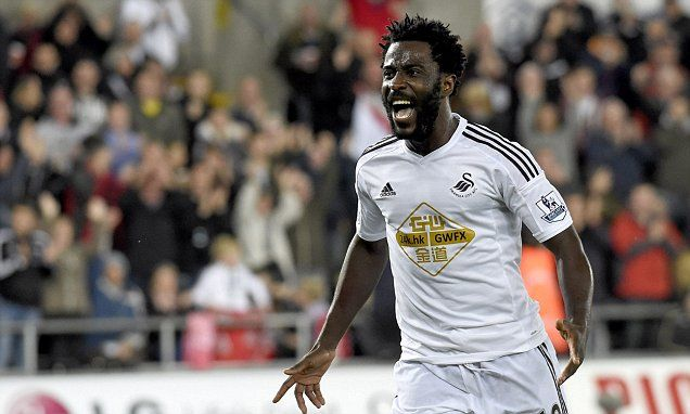 Wilfried Bony £30m fee agreed between Swansea and Manchester City