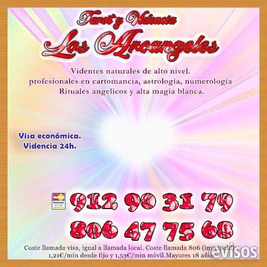 tarot y videncia los arcangeles 912903179  Videntes naturales de alto nivel, profesionales en cartoma ..  http://barcelona-city.evisos.es/tarot-y-videncia-los-arcangeles-912903179-id-687355
