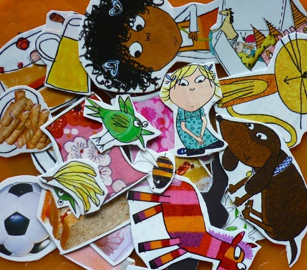 DIY Kids: Simple Toddler Magnet Game use stickers and put over cheap promotional magnets or buy magnet strips, cut up, and attach to back