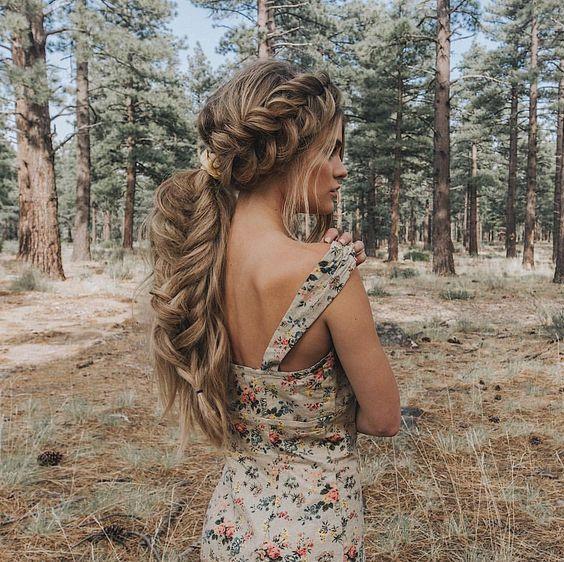 56 Simple and elegant braid hairstyles for school