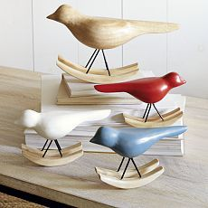 I love birds!  $29.00 at West Elm - put a bird on it :)