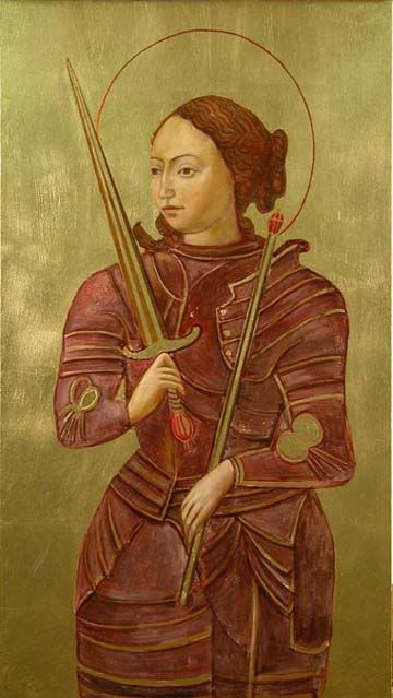 st joan arc feast day - Google Search