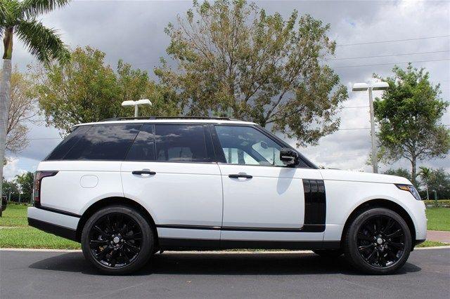 2014 Land Rover Range Rover West Palm Beach, FL #landroverpalmbeach #landrover #rangerover http://www.landroverpalmbeach.com/