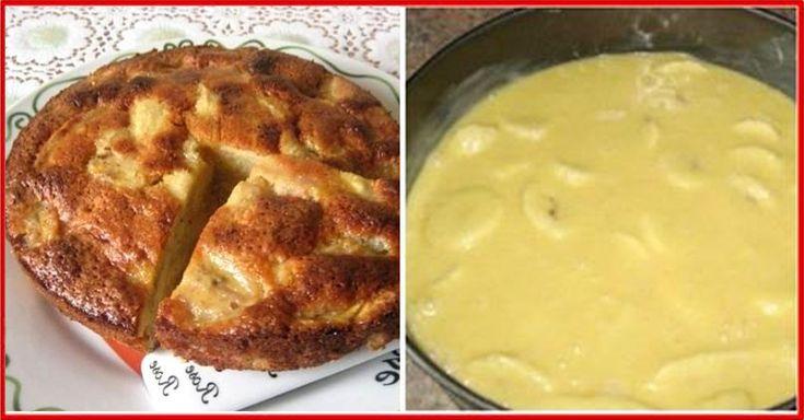 Dacă doriți să-i bucurați pe cei dragi cu o prăjitură delicioasă, dar nu dispuneți de prea mult timp liber, rețeta de mai jos este exact ceea de ce aveți nevoie. Vă prezentăm rețeta unui chec deosebit de delicios și aromat, cu banane. Acesta se prepară foarte simplu, din cele mai accesibile ingrediente. Obțineți o prăjitură de casă rumenă și apetisantă, ce va fi pe placul tuturor. INGREDIENTE -150 g de făină -3 ouă -3-4 banane -1 pahar de zahăr -75 g de unt -1/2 pachețel de drojdie uscat...