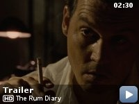 The Rum Diary: Depp at his rummiest!
