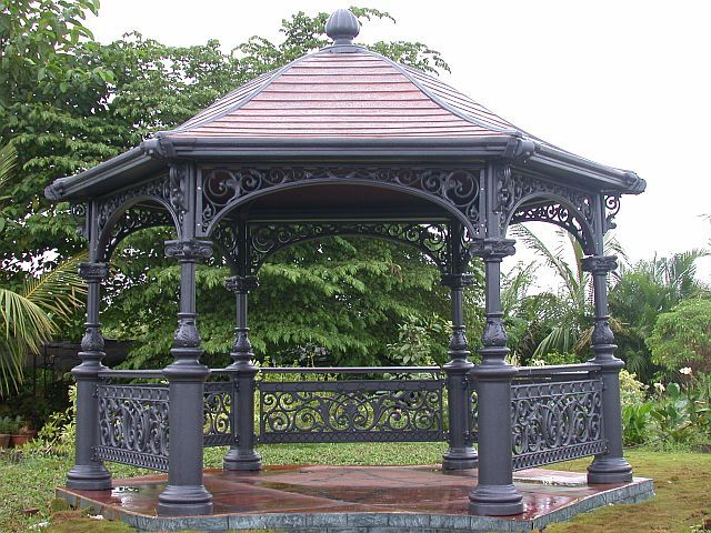 garden gazebo | ... , introduces the Garden Gazebo in three classically designed styles