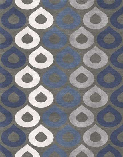 High Quality Water II Rug Design By Laurie Forehand For Delos Rugs