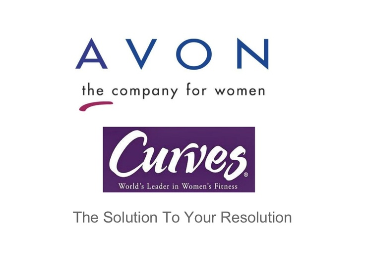 avon-curves-the-solution-to-your-resolution-2 by Avon via Slideshare