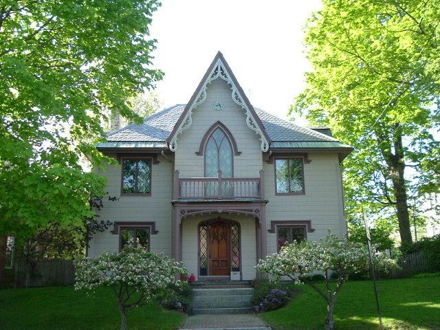 Gothic House Casa Pinterest Gothic House And House