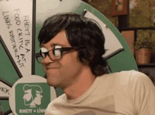 when someone says they don't like Rhett and Link