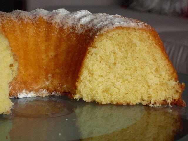 Krem şantili kek tarifi