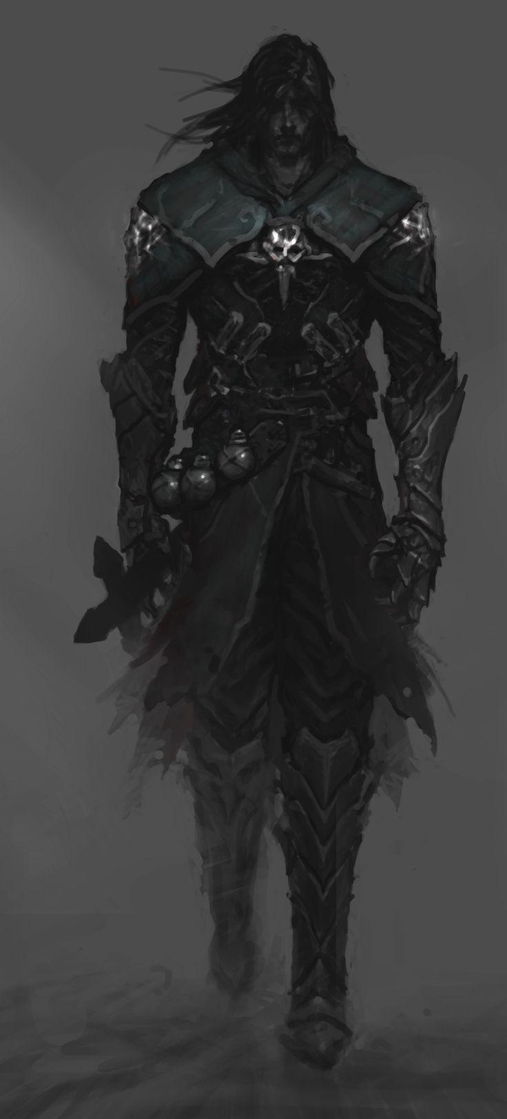 Castlevania: Lords Of Shadow Wallpaper Gabriel Artwork Wallpaper