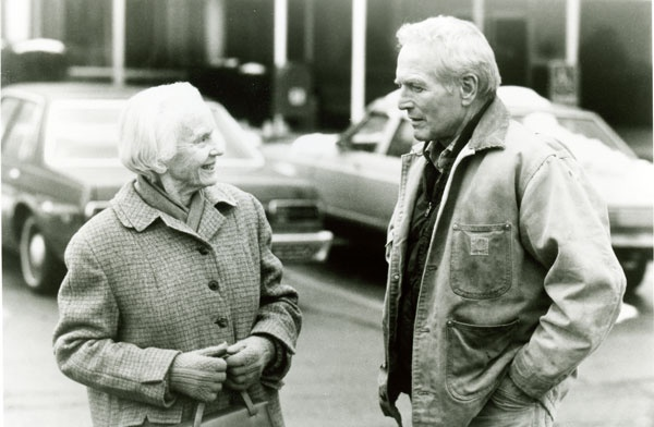 "Jessica Tandy and Paul Newman | ""Nobody's Fool"""