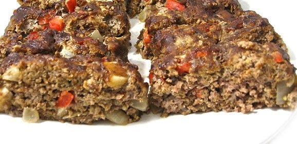Petite Turkey Meatloaves Recipe — Dishmaps