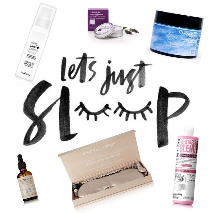 Let's just sleep and if you can't try some of these beauty products that will help you fall asleep fast on #Posherry