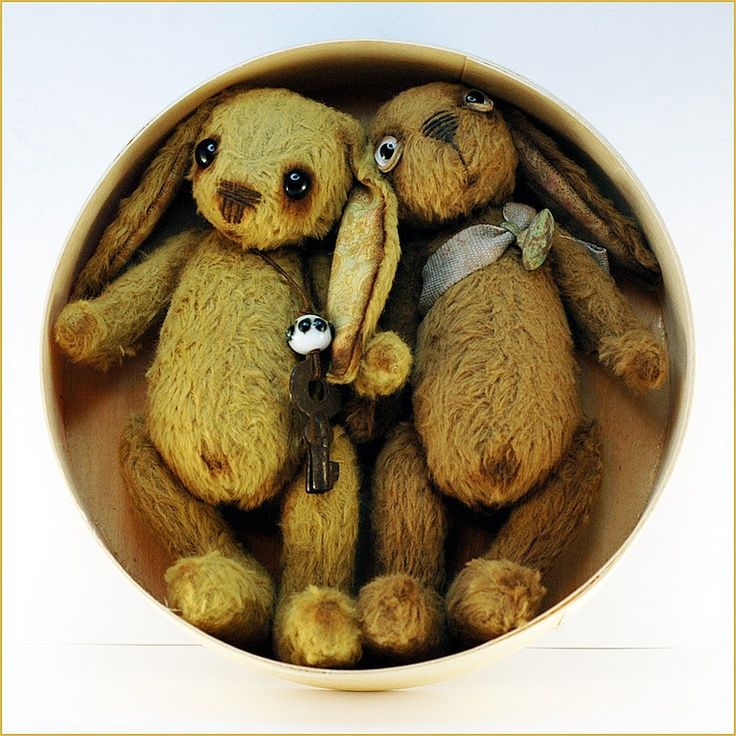 Мишки Тедди ручной работы. Ярмарка Мастеров - ручная работа Заяц + заяц!. Handmade.