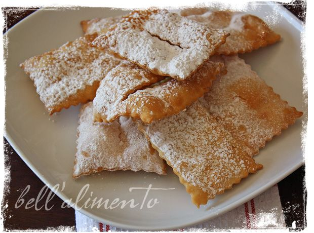 """never  knew what they were called but oh the fond memories I have of these yummy Italian treats from Christmases past ~*~ so happy to find this recipe!"