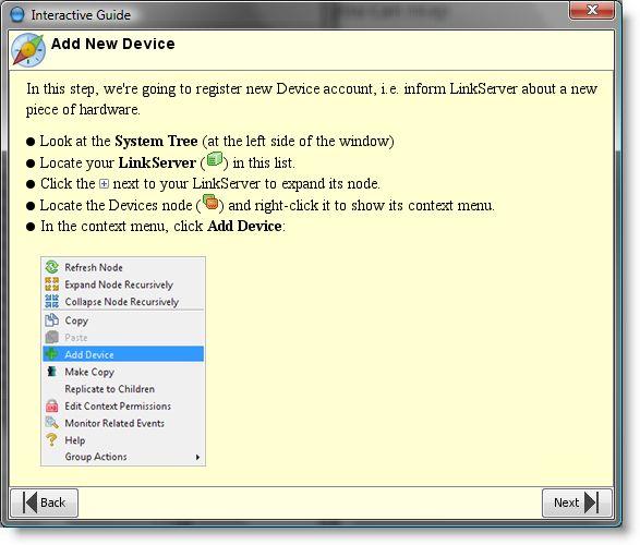 AggreGate Interactive Guides