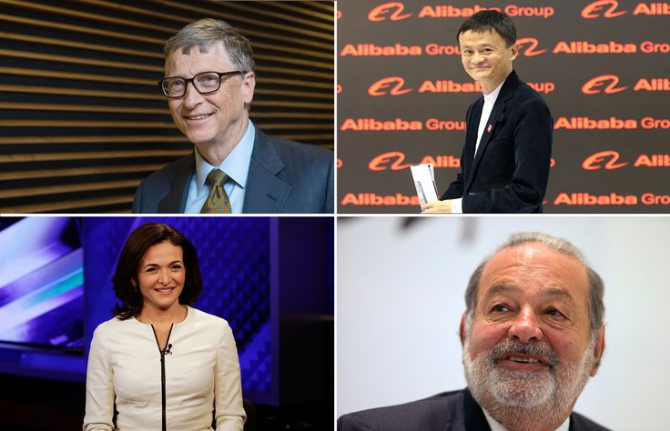 19 inspirierende Zitate von Führungspersönlichkeiten