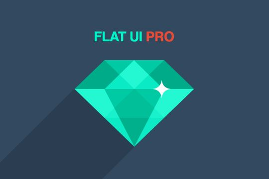 Flat UI Pro - Design Framework for Designers and Developers, based on Bootstrap. Sweety stuff!