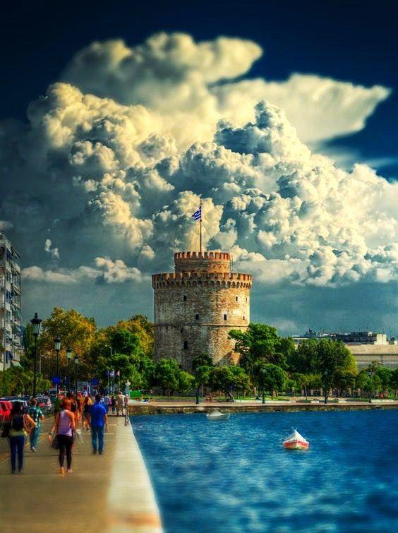 White Tower, #Thessaloniki.