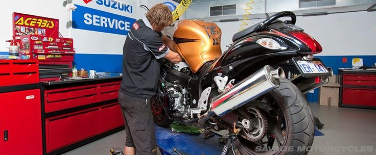 Motorcycle Service and Repairs http://www.savagemotorcycles.com.au/Service